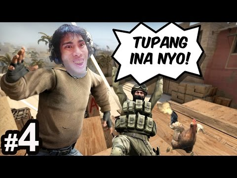 Peenoise Play CS:GO Competitive FUNNY MOMENTS #4