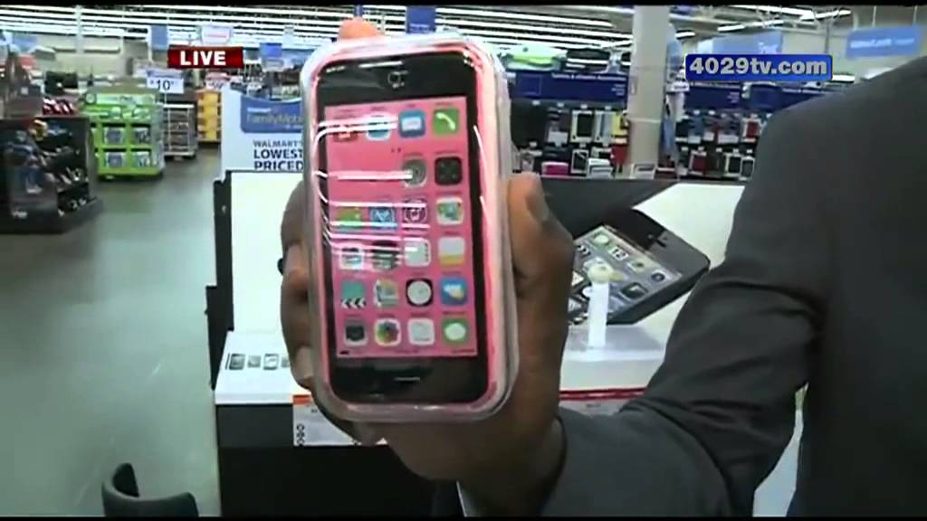 iphone 5s walmart iphone 5c and 5s arrives at walmart 11268