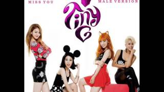 Tiny-G - Miss You [Male Version]