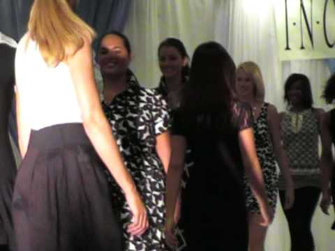 Macys INC Spring Trunk show  2008- finale