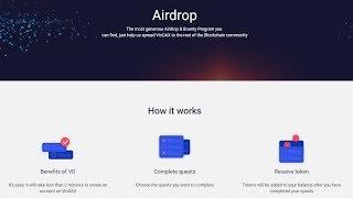 Аirdrop на 210 $ Уже на Бирже | Криптовалюта бесплатно