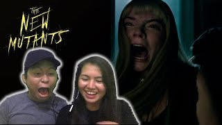 The New Mutants | Official Trailer [HD] | 20th Century FOX - Reaction & Review