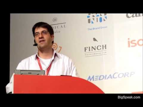 Joel Cohen - The Simpsons writer on innovation in the show excerpt at Spikes Asia 2011