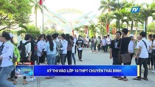 Thời sự Thái Bình 27-5-2018 - Thái Bình TV