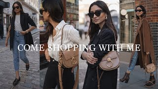 SHOP WITH ME ONLINE AND IN STORE | LOOKBOOK. TOPSHOP, ZARA & MANGO