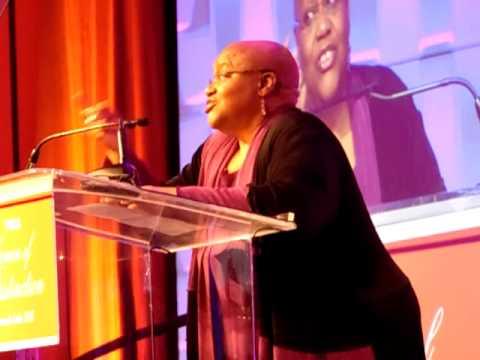 YWCA Women of Distinction Awards Gala - Dr. Bernice Johnson Reagon