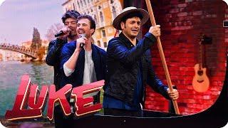 Viva Italia! Luke und The Kolors: Volare