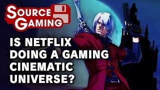 Is Netflix Making a Gaming Cinematic Universe? - SG Speculation/Opinion
