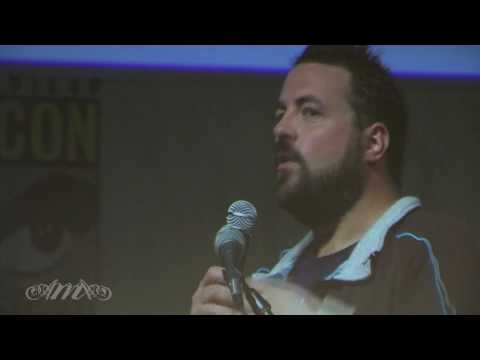 SDCC 2009: Kevin Smith - Cop Out's original title and Bruce Willis Mp3