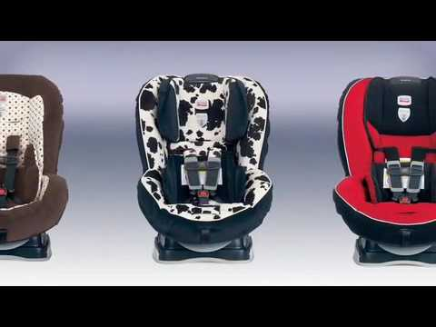 Britax Roundabout G4 1 Convertible Car Seat - YouTube