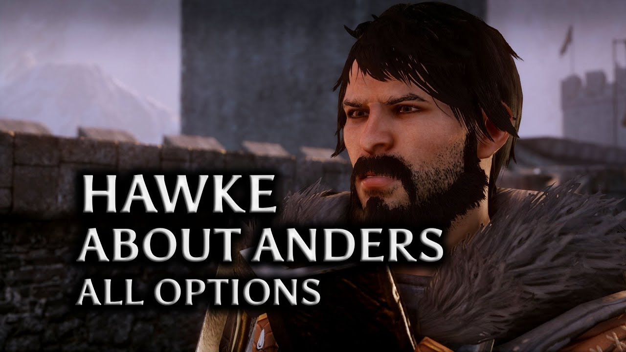 dragon age inqusition how to make hawke look like hawke