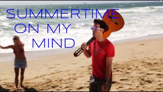 Baixar Kelley James - Summertime On My Mind [Official Music Video]
