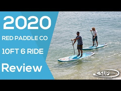 Red Paddle Co 10ft 6 Ride Review 2020