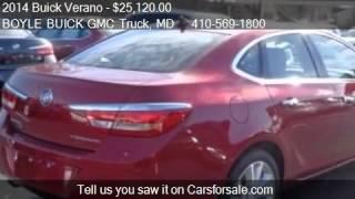 2014 Buick Verano Base 4dr Sedan for sale in ABINGDON, MD 21