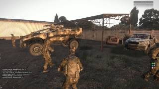 ARMA 3: Altis Life - Preparation: The A-Team Heavily Armored Bank Robbery Part 2