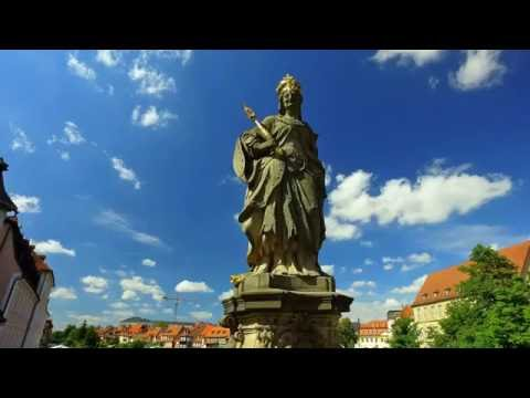 Summer in the City Bamberg in 4K