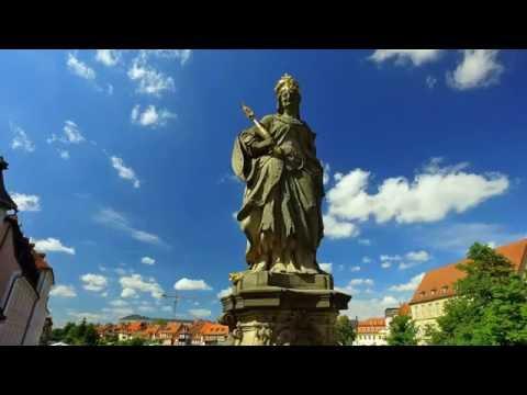 Summer in the City Bamberg in 4K