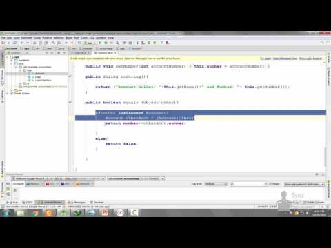 JAVA FOR ANDROID NEW OBJECTS IN OLD PLACES IN URDU/HINDI TUTORIAL 54