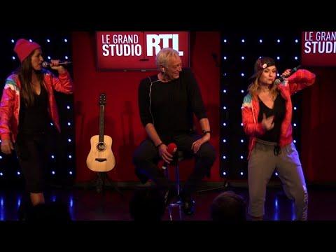 Constance et Marie Reno  Le Rap LIVE  Le Grand Studio Humour RTL