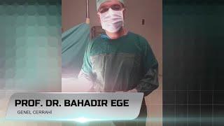 Meme Kanseri Tedavisi - Prof. Dr. Bahadır Ege