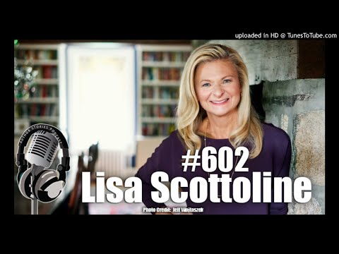 The Author Stories Podcast Episode 602 | Lisa Scottoline Interview Mp3