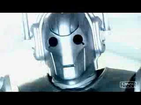 Yvonne the Cyberman