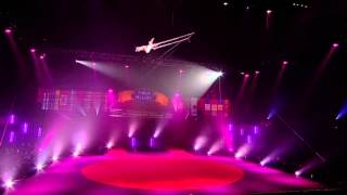 uuve jansson at festival mondial du cirque de demain paris