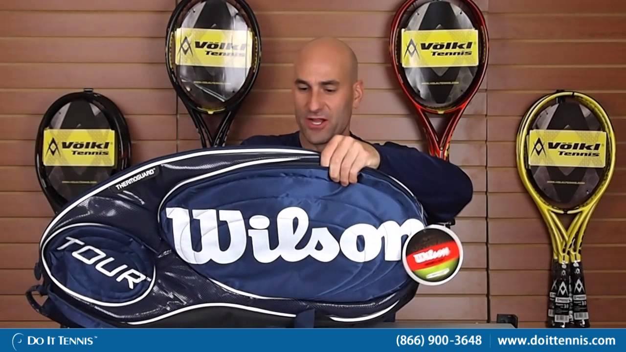 Wilson tennis bags 2013