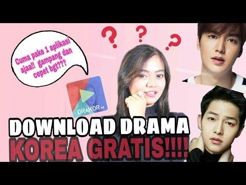 CARA DOWNLOAD DRAMA KOREA PALING GAMPANG,  CEPAT & GRATISSS!!!!!