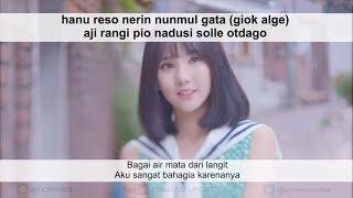 Video LIRIK GFRIEND - SUMMER RAIN by GOMAWO [Indo Sub] download MP3, 3GP, MP4, WEBM, AVI, FLV Juli 2018