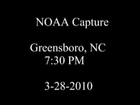 Tornado Emergency Clip: Greensboro, NC (3/28/10)