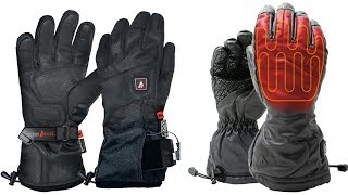10 Best Battery Heated Gloves 2020 (Rechargeable)