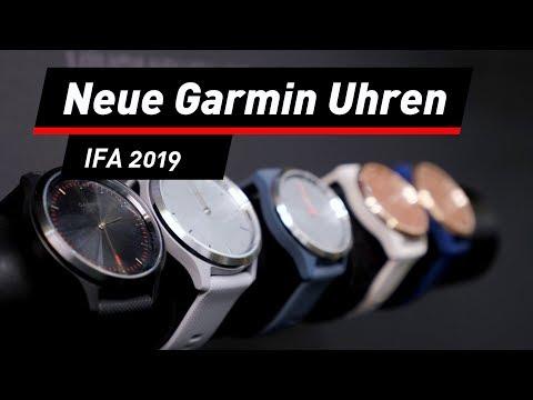 ifa-2019:-neue-uhren-von-garmin