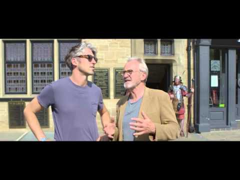 The New SEAT Ibiza RoadTrip with George and Larry Lamb. (Part 4.)