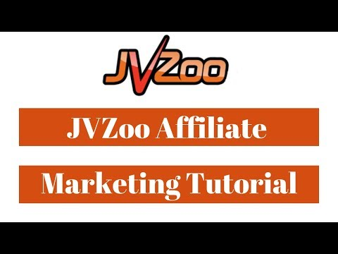 JVZoo Affiliate Marketing Tutorial | Make Money On JVZoo | Super affiliate system thumbnail