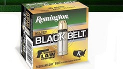 New Remington Golden Saber Black Belt Handgun Ammo