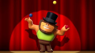 AstroLOLogy | The Master Juggler | Full Episodes | Videos For Kids