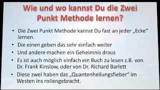 Anleitung Quantenheilung / 2-Punkt-Methode / Hochdeutsch