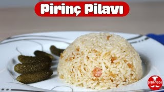 Tane Tane Pirinç Pilavı Nasıl Yapılır? | Yemek Tarifleri | Pişirmece