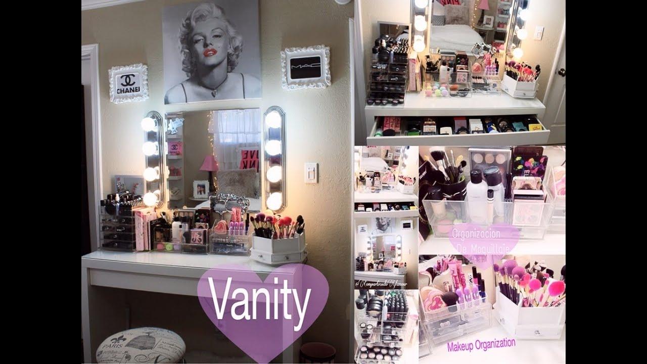 Organizacin de Maquillaje  Makeup Organization  Ikea