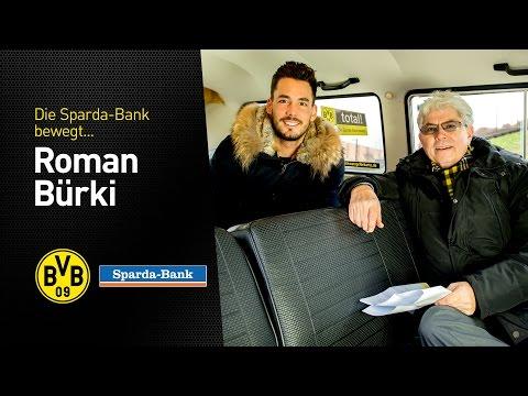 'Die Sparda-Bank bewegt…' mit Roman Bürki