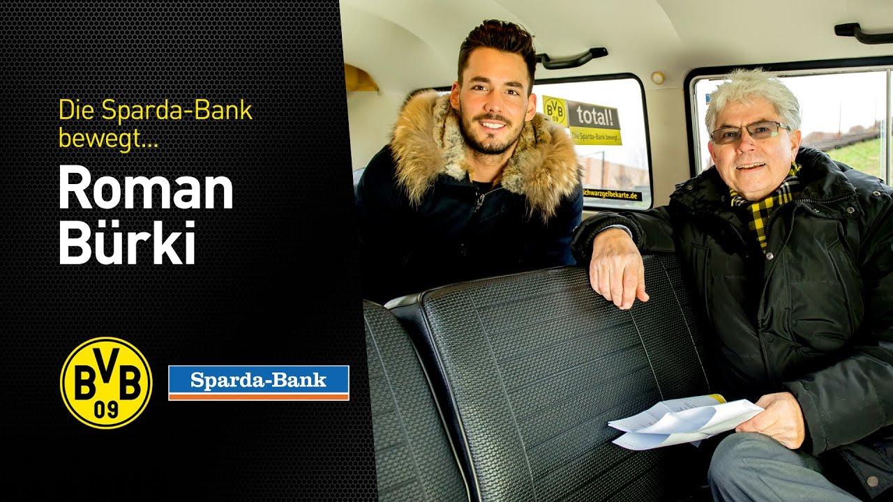 """Die Sparda-Bank bewegt…"" mit Roman Bürki"