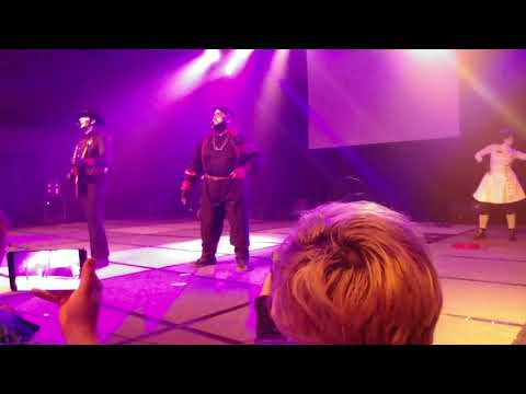 Diamonds Steam Powered Giraffe Dragoncon