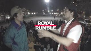 STRAKTO vs. GASPER: Semifinal Royal Rumble - Red Bull X DEM Battles
