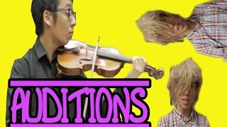 Orchestral Auditions - WTF it