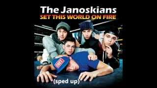 Janoskians - Set This World On Fire (SPED UP)