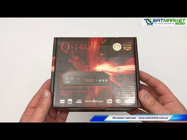 Видео обзор Q-SAT Q-148