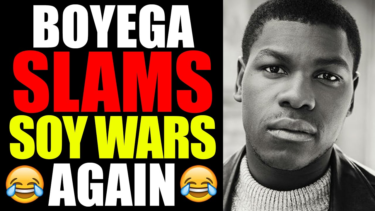 'Star Wars' & Disney Call John Boyega A Hero For Powerful Black ...