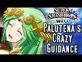 Super Smash Bros PALUTENA'S CRAZY GUIDANCE! (Wii U)