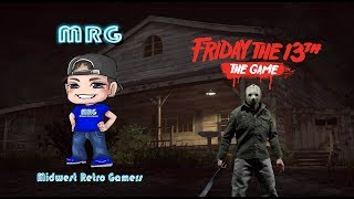 🔵Live Friday the 13th: The Game🔵 (PC 1440p 60fps) Friday fun!